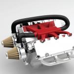 Car engine advanced assembly-