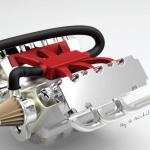 Car engine advanced assembly-3