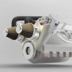 Car engine advanced assembly-4
