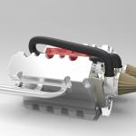Car engine advanced assembly-7